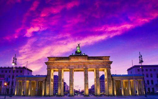 German Exhibition Venues